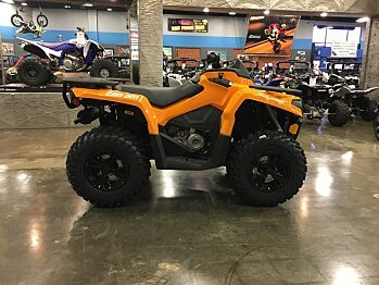 2018 Can-Am Outlander 450 for sale 200513419