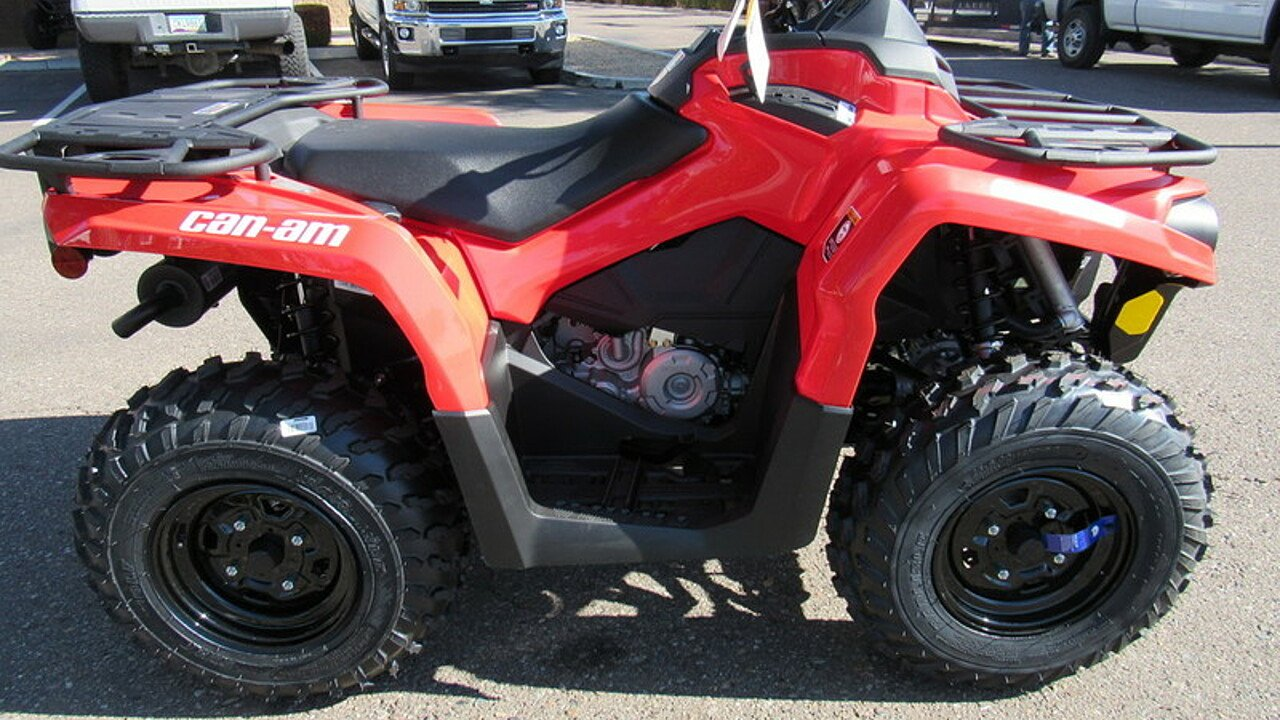 2018 Can-Am Outlander 450 for sale 200516899