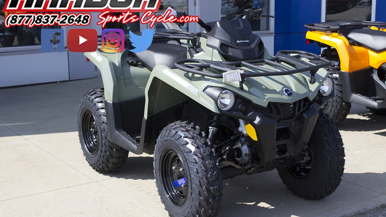 2018 Can-Am Outlander 450 for sale 200522268