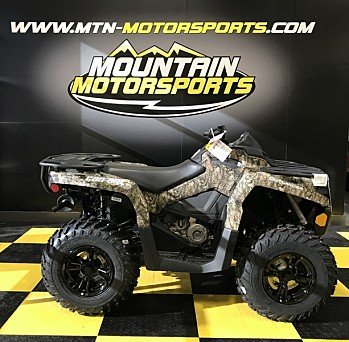2018 Can-Am Outlander 450 for sale 200540879