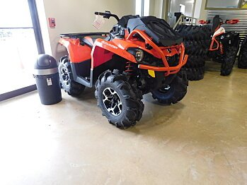 2018 Can-Am Outlander 450 XMR for sale 200564716