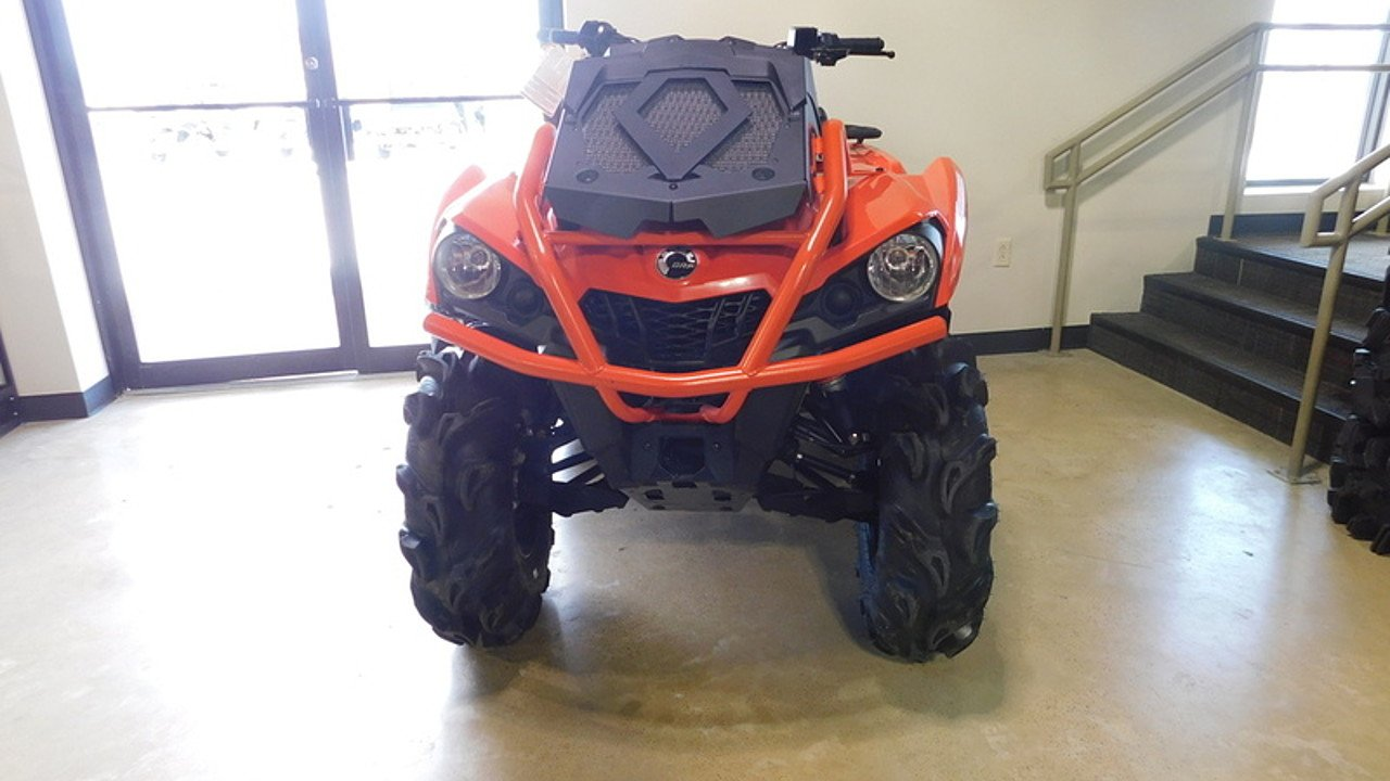 2018 Can-Am Outlander 450 XMR for sale 200581279