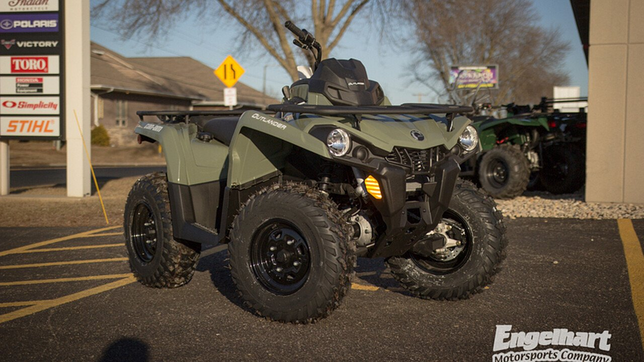 2018 Can-Am Outlander 450 for sale 200582151