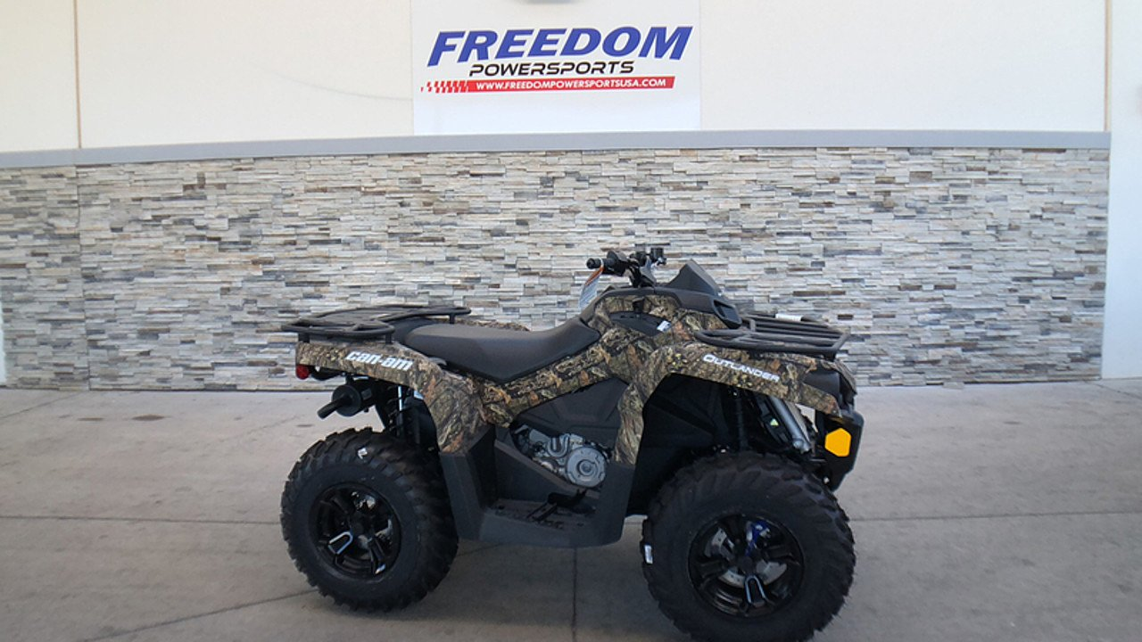 2018 Can-Am Outlander 450 for sale 200582901