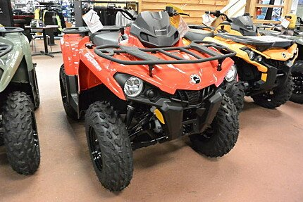 2018 Can-Am Outlander 450 for sale 200490203