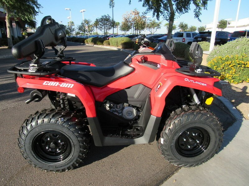 Can Am Atv Goodyear Az >> 2018 Can-Am Outlander 450 Motorcycles for Sale ...