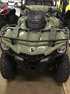 2018 Can-Am Outlander 450 for sale 200501707