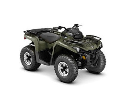 2018 Can-Am Outlander 450 for sale 200502202