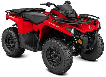 2018 Can-Am Outlander 450 for sale 200533622