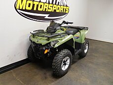 2018 Can-Am Outlander 450 for sale 200538366