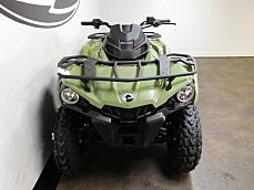 2018 Can-Am Outlander 450 for sale 200538450