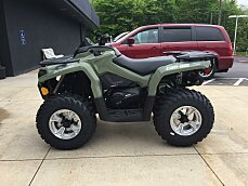 2018 Can-Am Outlander 450 for sale 200600271