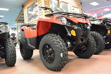 2018 Can-Am Outlander 450 for sale 200605521