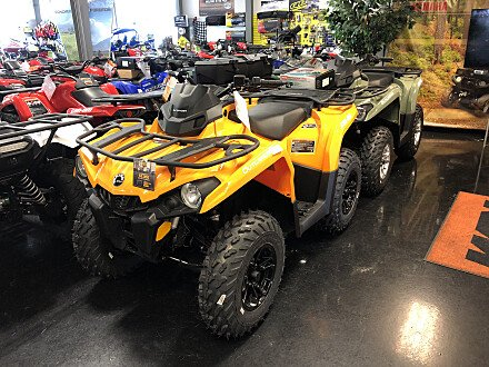 2018 Can-Am Outlander 450 for sale 200641587