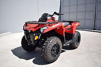 2018 Can-Am Outlander 570 for sale 200477536