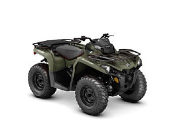 2018 Can-Am Outlander 570 for sale 200494494