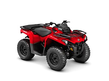 2018 Can-Am Outlander 570 for sale 200501440