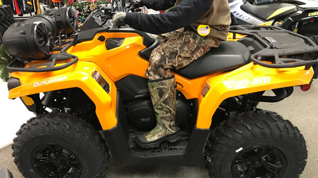 2018 can am outlander 570 for sale near winston salem north carolina 27103 motorcycles on. Black Bedroom Furniture Sets. Home Design Ideas