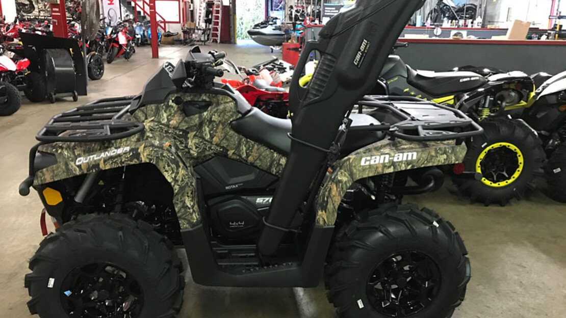 2018 Can-Am Outlander 570 for sale 200502229