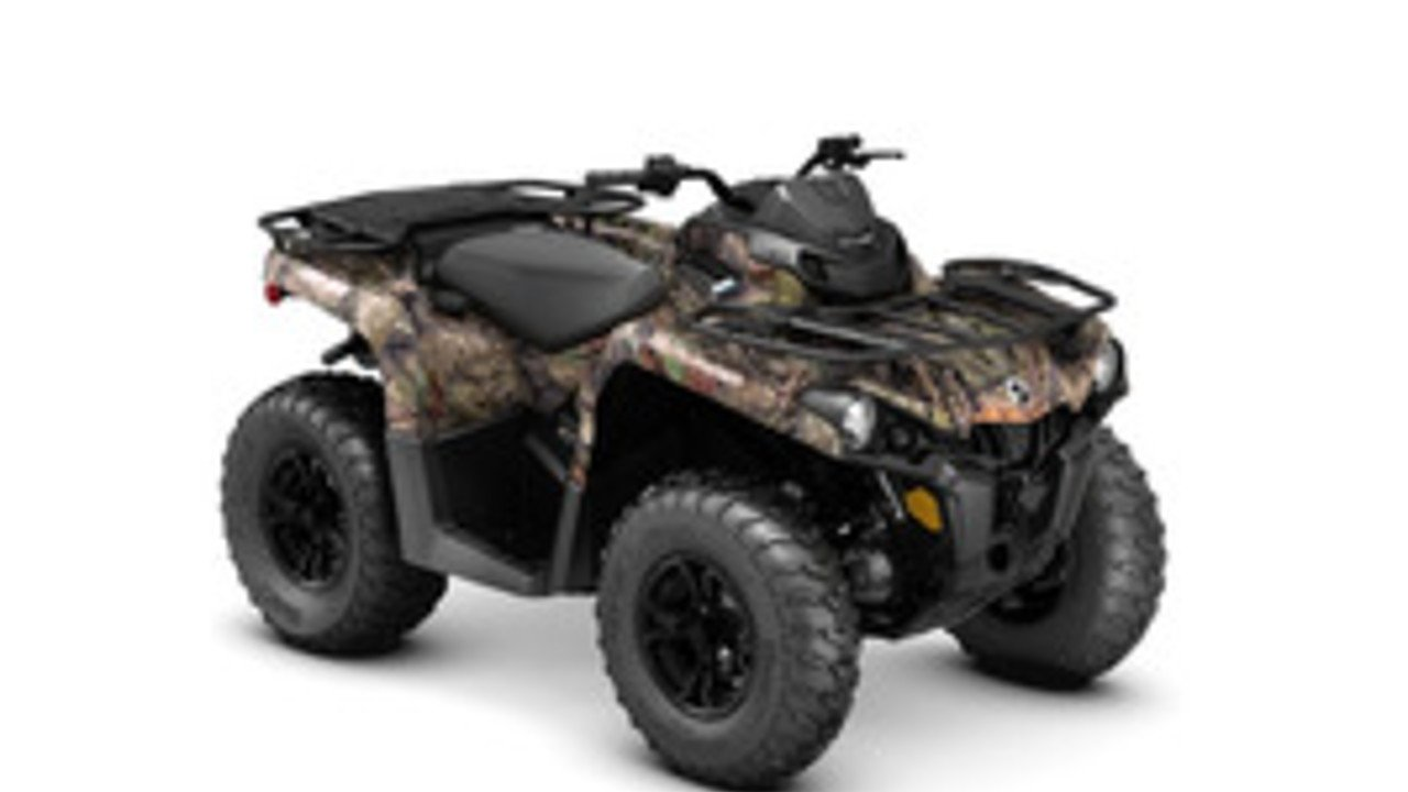 2018 Can-Am Outlander 570 for sale 200502715