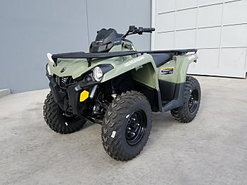 2018 Can-Am Outlander 570 for sale 200504667