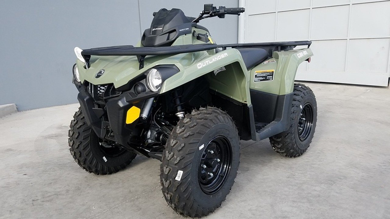 2018 can am outlander 570 for sale near chandler arizona 85286 motorcycles on autotrader. Black Bedroom Furniture Sets. Home Design Ideas