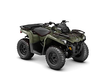 2018 Can-Am Outlander 570 for sale 200504804