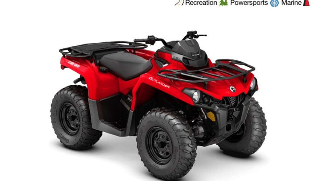 2018 Can-Am Outlander 570 for sale 200511299