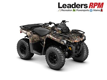 2018 Can-Am Outlander 570 for sale 200511301