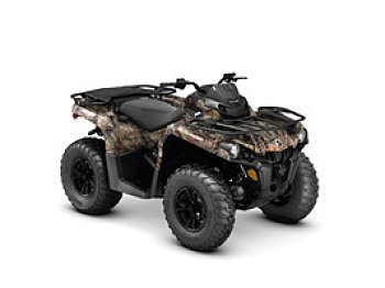 2018 Can-Am Outlander 570 for sale 200531973