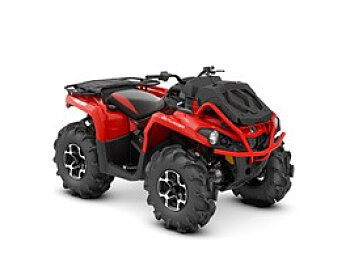 2018 Can-Am Outlander 570 for sale 200531995
