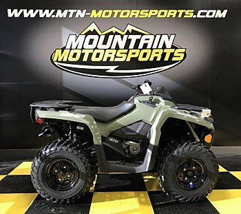 2018 Can-Am Outlander 570 for sale 200537998