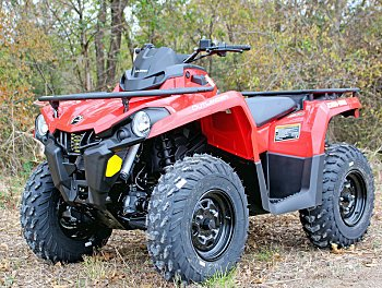 2018 Can-Am Outlander 570 for sale 200544983