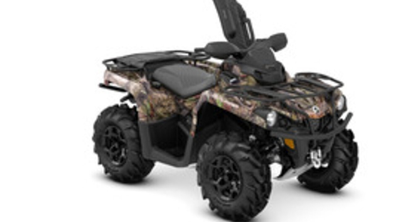 2018 Can-Am Outlander 570 for sale 200545691