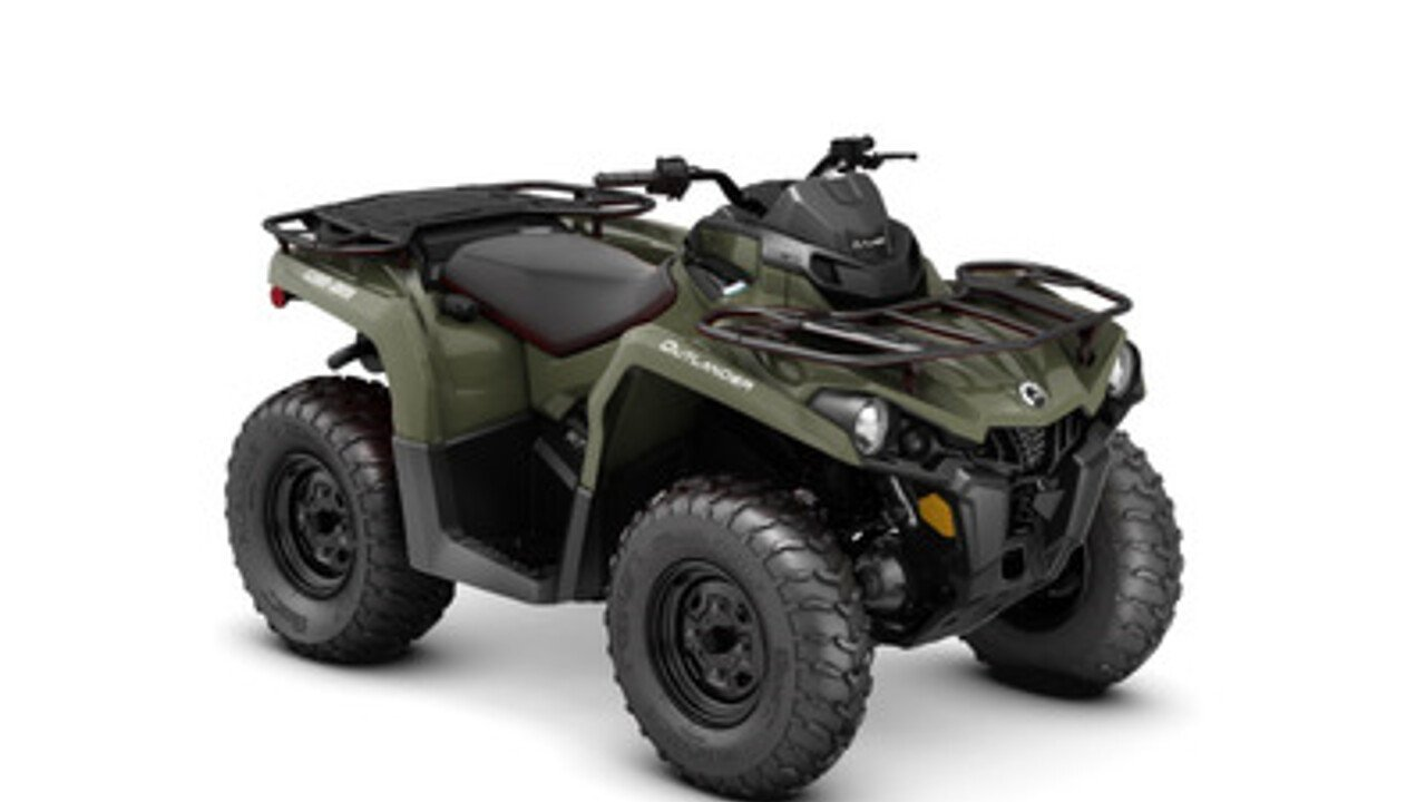 2018 Can-Am Outlander 570 for sale 200546569