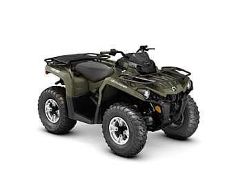 2018 Can-Am Outlander 570 for sale 200546737