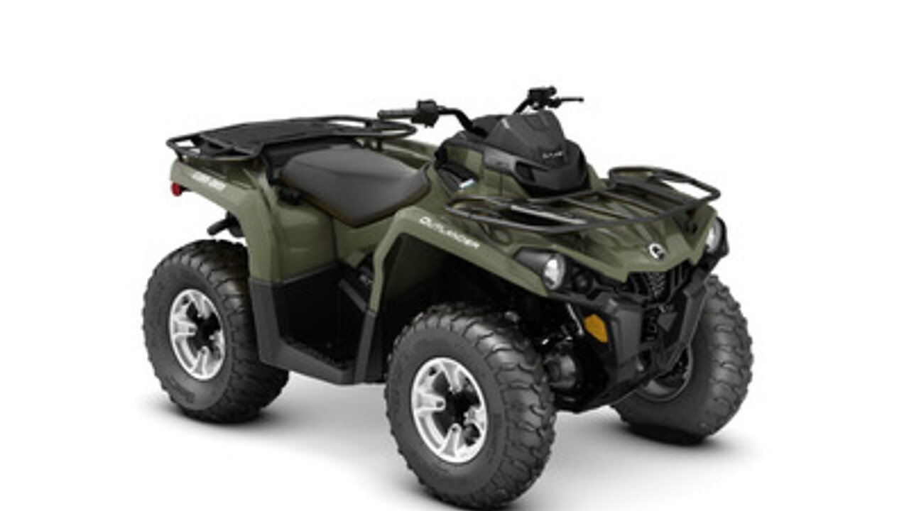 2018 Can-Am Outlander 570 for sale 200551862