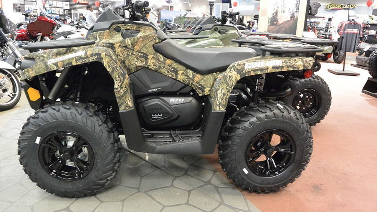 2018 Can-Am Outlander 570 for sale 200564880