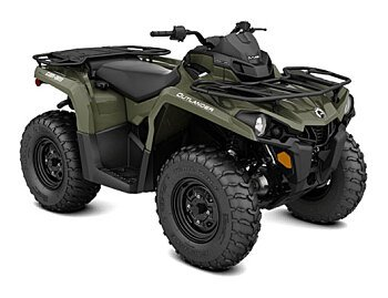 2018 Can-Am Outlander 570 for sale 200581648