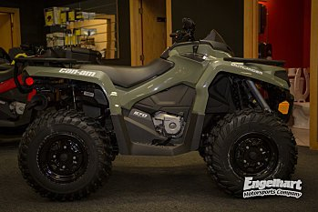 2018 Can-Am Outlander 570 for sale 200582145