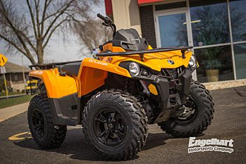 2018 Can-Am Outlander 570 for sale 200582264