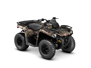 2018 Can-Am Outlander 570 for sale 200592647