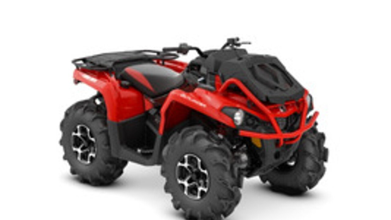 2018 Can-Am Outlander 570 XMR for sale 200610772
