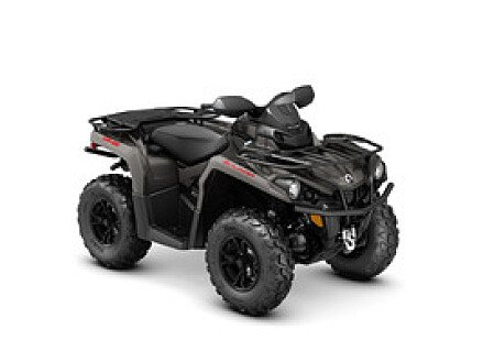 2018 Can-Am Outlander 570 for sale 200469128