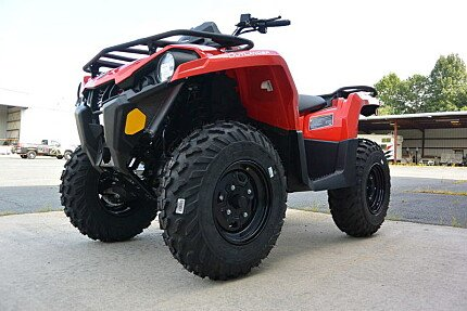 2018 Can-Am Outlander 570 for sale 200490197
