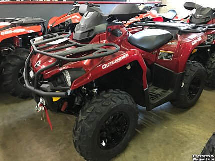 2018 Can-Am Outlander 570 for sale 200501650
