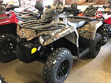 2018 Can-Am Outlander 570 for sale 200502204