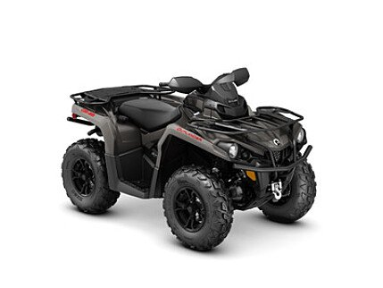 2018 Can-Am Outlander 570 for sale 200502232