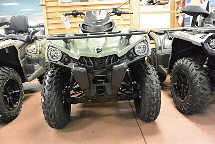 2018 Can-Am Outlander 570 for sale 200518225