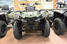 2018 Can-Am Outlander 570 for sale 200518227
